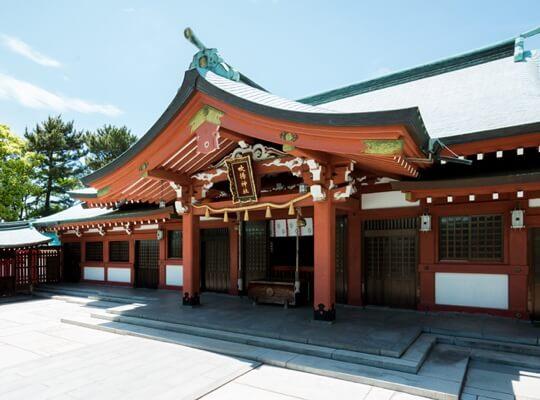 写真:吹揚神社