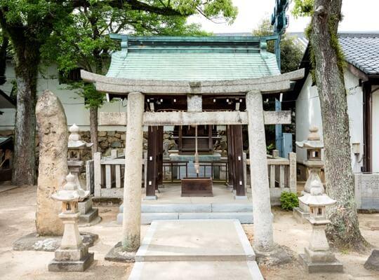 写真:土居神社